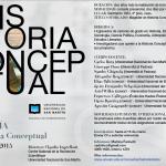 Nueva Charla Informativa de la Maestría en Historia Conceptual