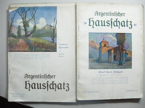 Arg Hausschatz 61 (1938)