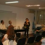 Entrevista a Mónica Pini en el aniversario de los posgrados en Educación, Lenguajes y Medios
