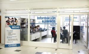 oficina de alumnos