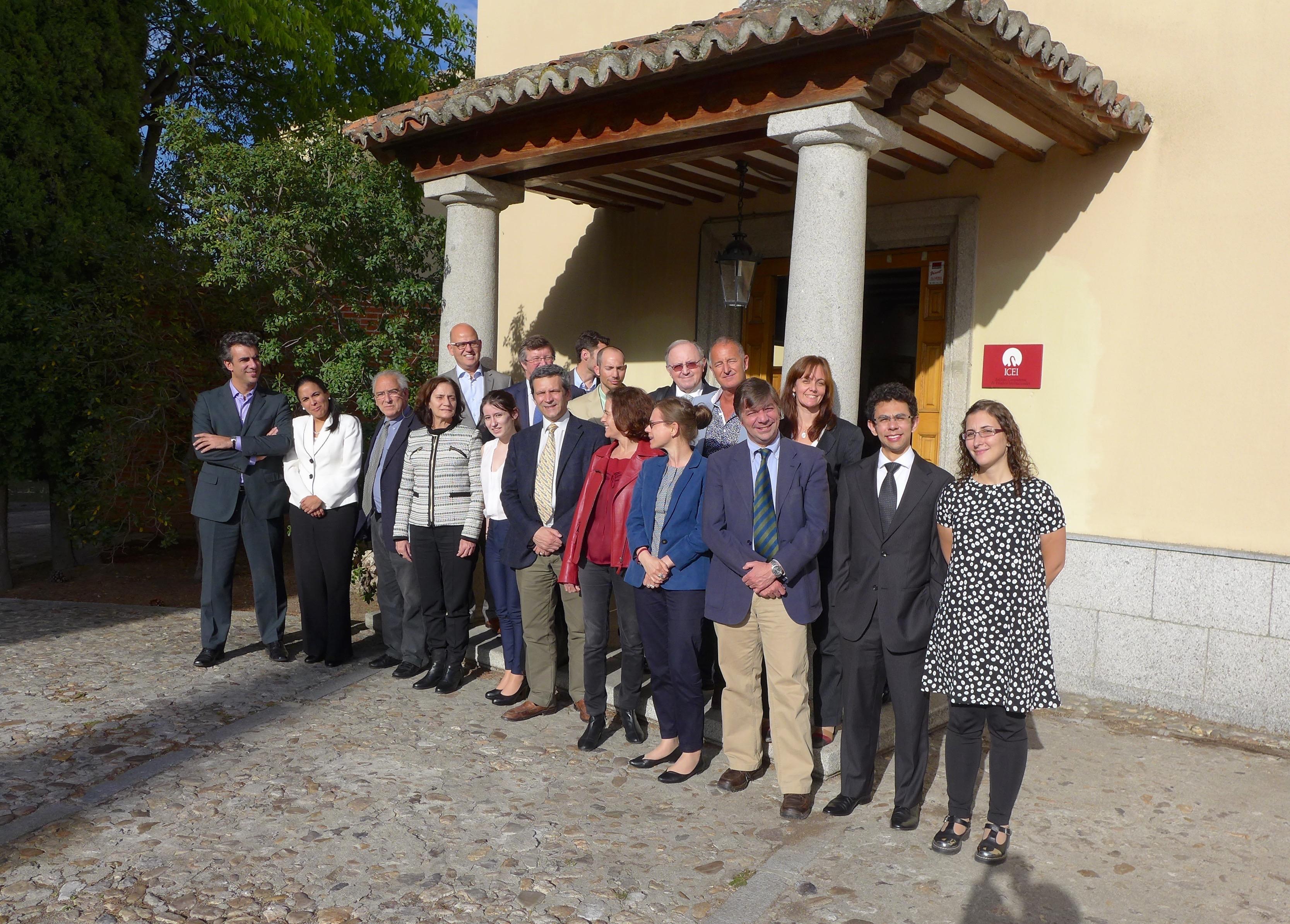 Evento EULAC 2015-grupal
