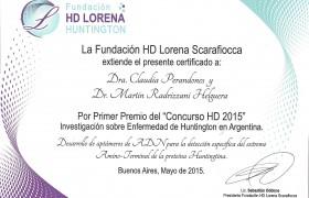 Premio Fundacion HD