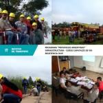Cursos de capacitación para trabajadores ferroviarios