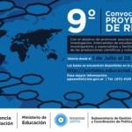 Proyectos de fortalecimiento de Redes Interuniversitarias IX