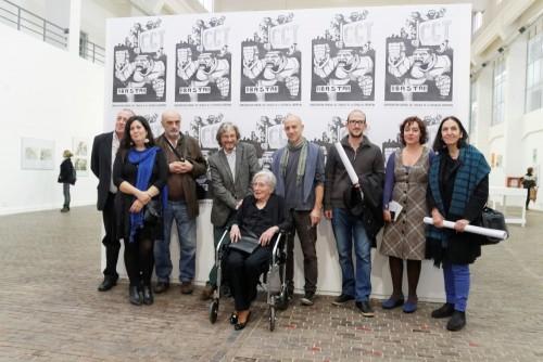 José María Dobal, Silvia Dolinko, Néstor Barrio, Carlos Ruta, Doris Halpin, Andrés Labaké, Federico Quillici, Isabel Plante, Laura Malosetti Costa.