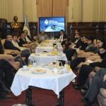 La EPyG debatió en el Senado