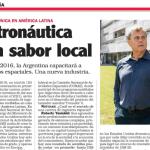 Entrevista a Roberto Yasielski, en Revista Noticias