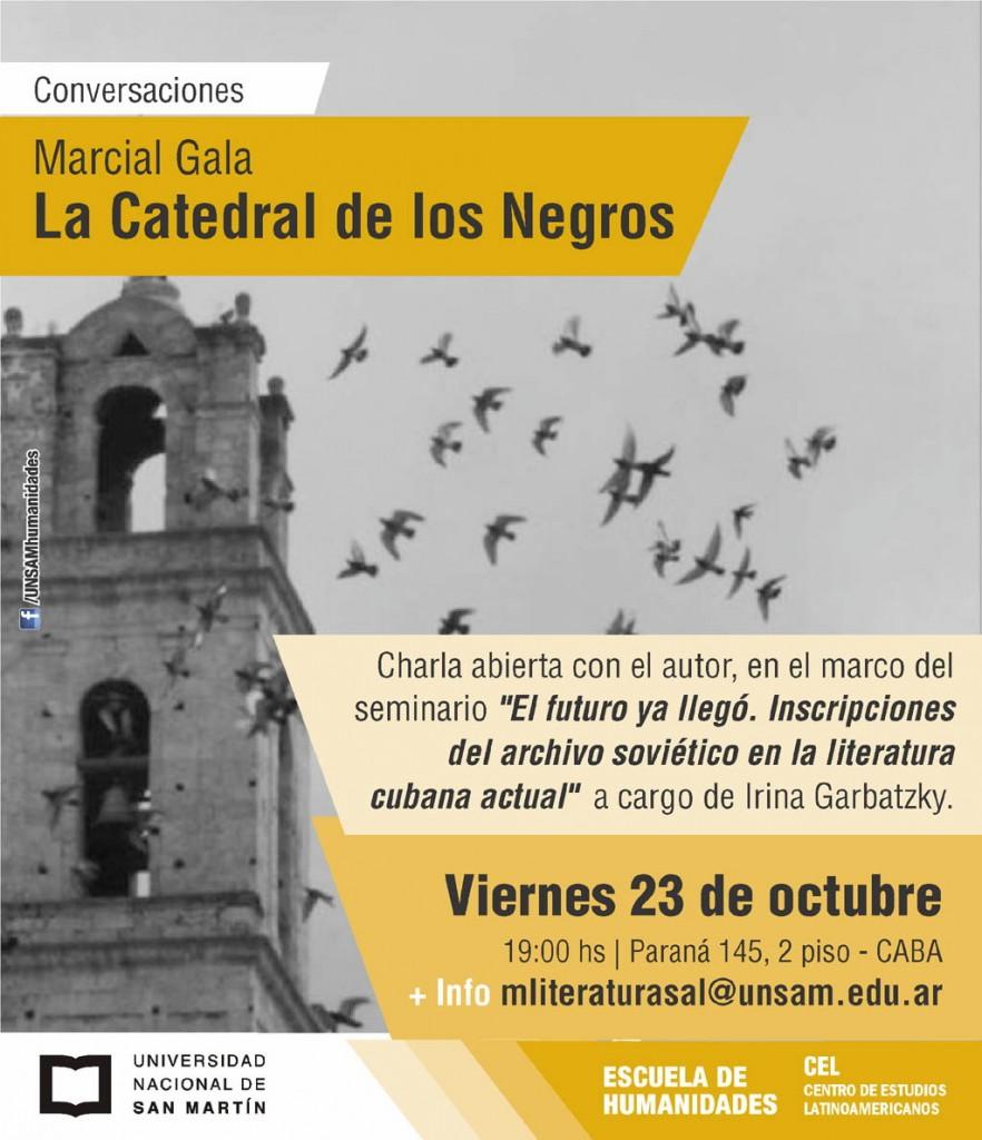 2015 CEL - LATAM Charla libro flyer