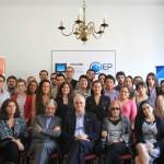 Ruta y Taiana inauguraron el cuarto ciclo lectivo de la Maestría en DDHH