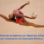 Actualización académica en Gimnasia Rítmica