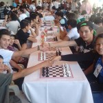 Estudiantes de la Secundaria Técnica participaron de un Torneo Internacional de Ajedrez Educativo