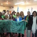 Con el aporte de una docente del 3iA, Ciudad Evita tiene su Reserva Natural
