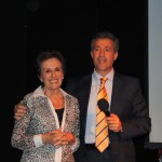 Haydée Echeverría fue homenajeada por la Escuela de Humanidades