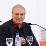 """Uwe Timm en la UNSAM: """"El nazismo forma parte de la identidad alemana"""""""