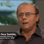 Mesa debate con Roberto Yasielsky, en Tec TV