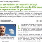 Columna de Salvador Gil, en Energía Estratégica