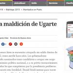 Columna de María Matilde Ollier, en Clarín