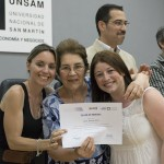 Cierre de cursos de Inclusión digital y de Memoria: 45 abuelos recibieron su diploma