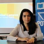 """Verónica Gómez: """"Formamos defensores de los derechos humanos"""""""