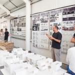 Muestra de fin de año de los alumnos de Arquitectura