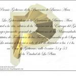 Una egresada de la UNSAM obtuvo el Premio Provincia de Buenos Aires