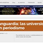 El trabajo periodístico de la UNSAM, en Tiempo Argentino