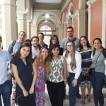 Alumnos del Doctorado, en Chile