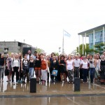 La UNSAM recibió a 80 estudiantes escandinavos