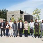 La UNSAM recibió la visita de una delegación de Etiopía