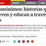 Gabriel Noel consultado sobre moralidad en Clarín