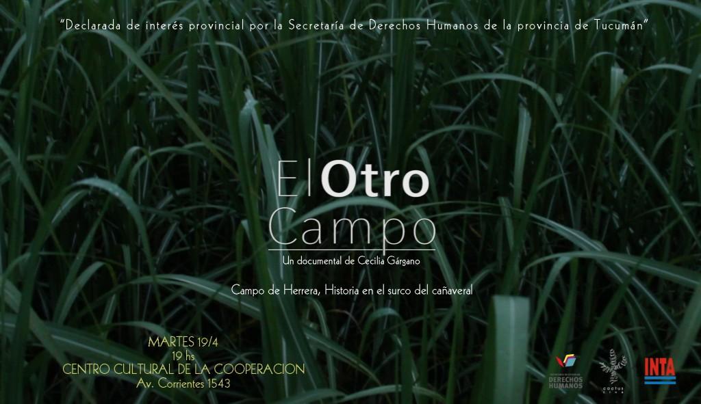 EL OTRP CAMPO flyer CON FECHA