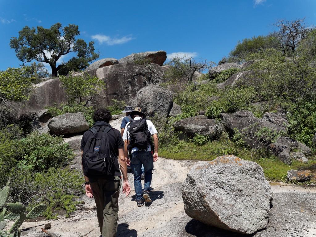 Sitio de Oyola, sierra de El Alto-Ancasti, Catamarca