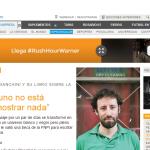 Entrevista a Federico Bianchini en Página/12