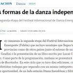 La Nación anunció el estreno de Bocetados en el Centro de las Artes UNSAM
