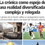Cristian Alarcón habla sobre la importancia de la crónica en Buenos Aires Económico