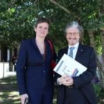 """Mariana Mazzucato: """"Necesitamos una emergencia de talento en el sector público"""""""