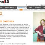 Entrevista a Veena Das en Página/12