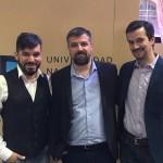 Juan José Aranda y Diego Arnijas conversaron sobre la realidad virtual y el futuro de la rehabilitación