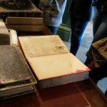 Estudiantes de Humanidades visitaron la Biblioteca Nacional de Maestros