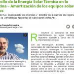 Artículo de Salvador Gil en Energía Estratégica