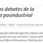 Columna de Ricardo Rozemberg en La Nación