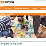 Columna de Juan Carlos Tedesco sobre educación en Tercer Sector