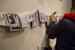 Muestra Gráficas desviadas, placeres subterráneos. Fanzines en la contracultura punk como espacios de imaginación política del cuerpo.
