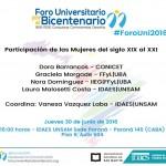 La UNSAM en el Foro Universitario por el Bicentenario