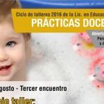 """""""Las prácticas en imágenes"""", taller para educadores del nivel inicial"""
