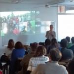 Primera conferencia del CEMSC3 sobre neuroimagen funcional