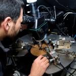 La Universidad inauguró su primer laboratorio en el espacio