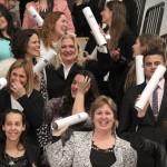 Más de mil nuevos egresados recibieron su diploma