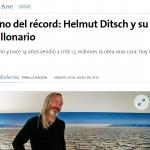 Entrevista a Helmut Ditsch en La Nación