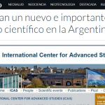 NeoMundo entrevistó a Daniel de Florian sobre el ICAS